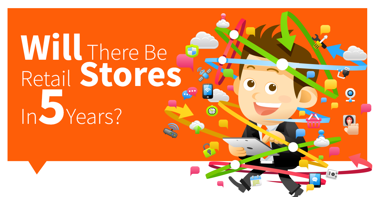 Will There Be Retail Stores in 5 Years